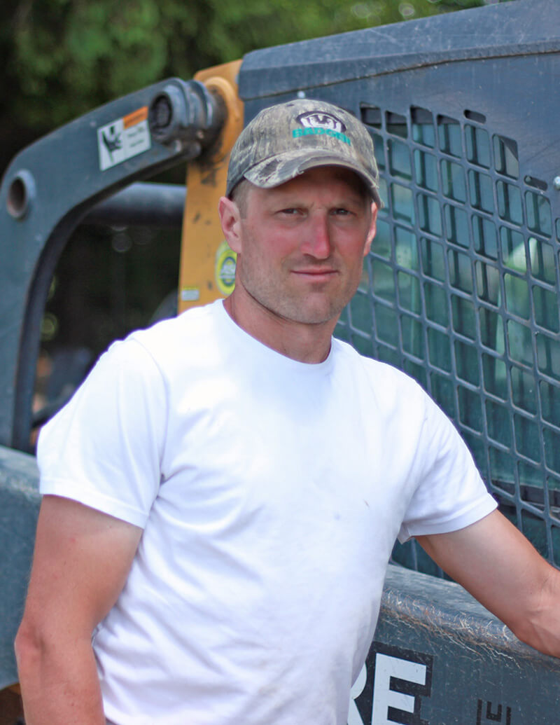 Jeff Weir of WE Construct Ltd. Professional Construction - agricultural, commercial, residential, renovations, fence and deck